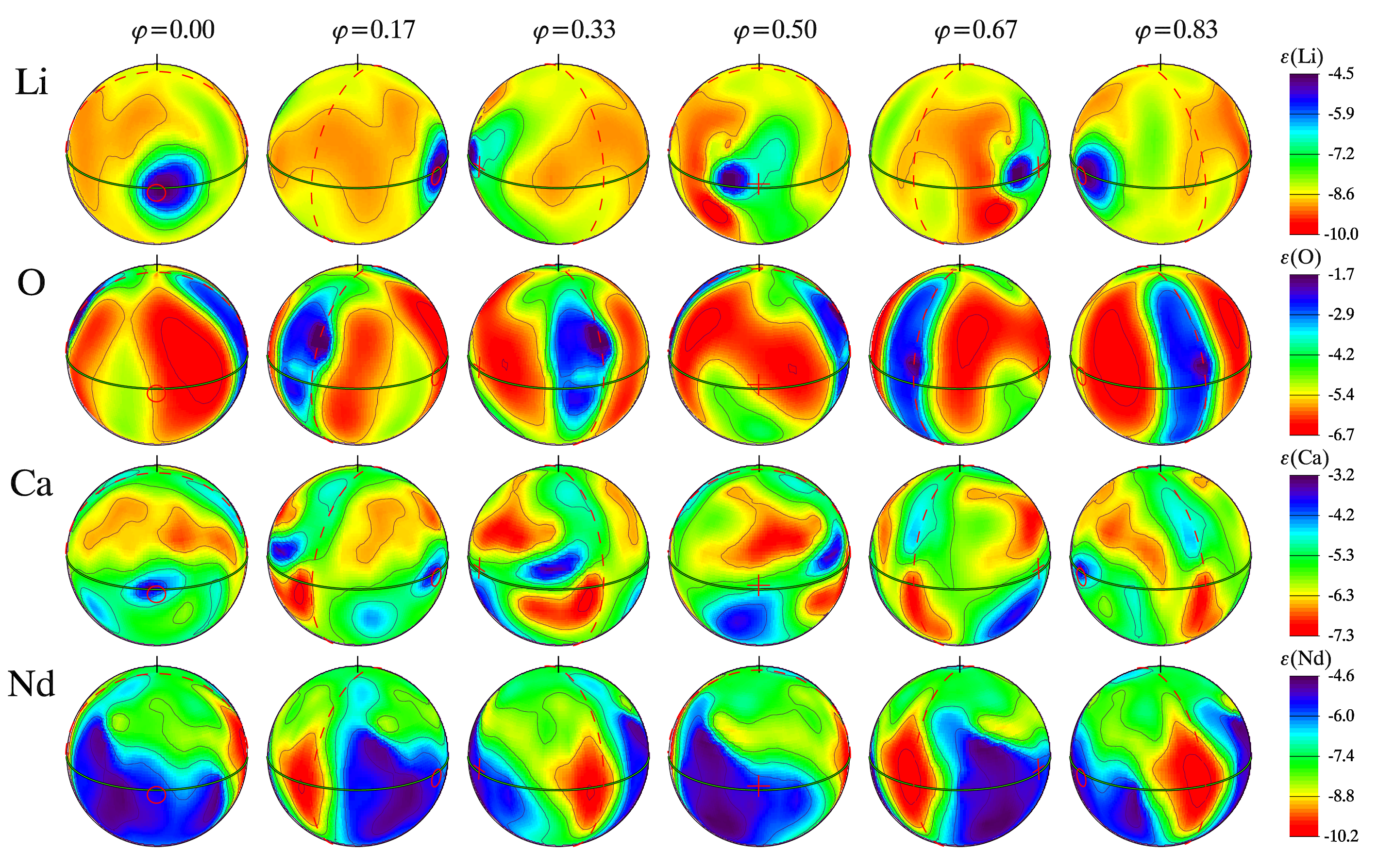 Stellar magnetic fields and surface structure department of chemical star spot maps of the late a magnetic star hd 83368 these chemical distributions were obtained by modelling line profile variations of individual pooptronica